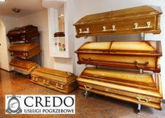 Zakład Pogrzebowy CREDO